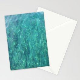 The Mediterranean Lyrics Stationery Cards
