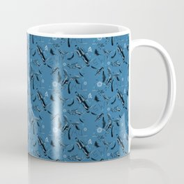 Team Free Will in Blue Coffee Mug