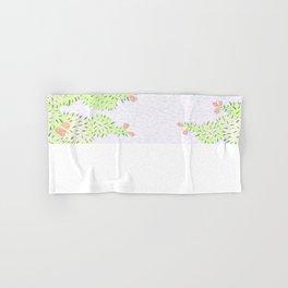 Prickly Cactus Hand & Bath Towel