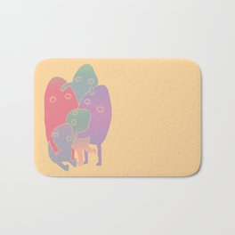 Lump Family Bath Mat