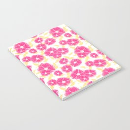 12 Sketched Mini Flowers Notebook