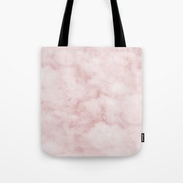 Sivec Rosa - cloudy pastel marble Tote Bag