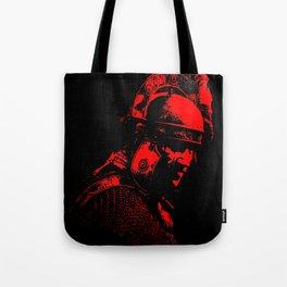 Ancient Roman Centurion Tote Bag