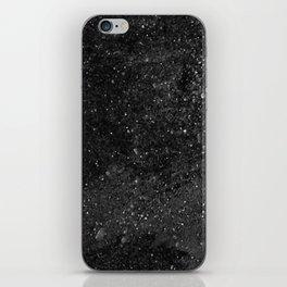 DARK GRUNGE TEXTURE III iPhone Skin