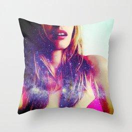 SpaceLove Throw Pillow