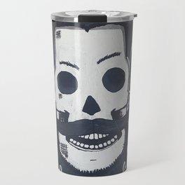 Beardy McSkullFace Travel Mug
