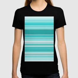 Gradient blue T-shirt