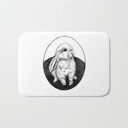 Bunny #3 Bath Mat