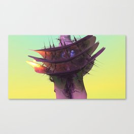 Tower Of Song Canvas Print
