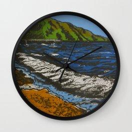 South Beach, Aberystwyth Wall Clock