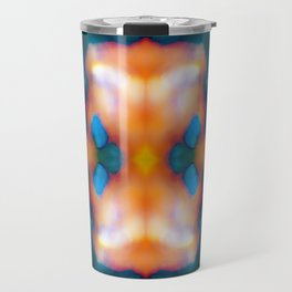 Abstraction float Travel Mug