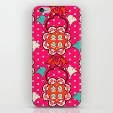 Jucy blossom iPhone & iPod Skin