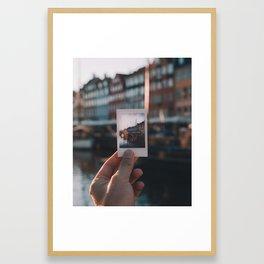 Copenhagenception Framed Art Print