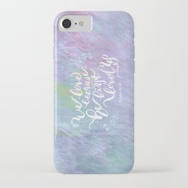 He First Loved Us - 1 John 4:19 iPhone Case