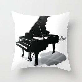 Pianist, Frédéric Chopin Throw Pillow