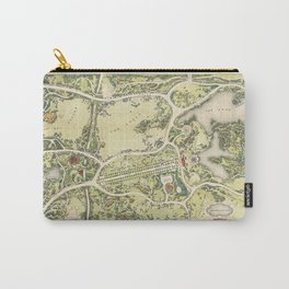 Strolling through history Carry-All Pouch