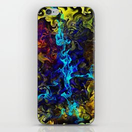 Intuitive Pain iPhone Skin