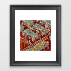 Habitat 29 Framed Art Print