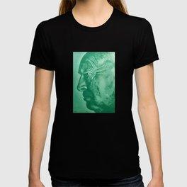 wladimir nabokov - green T-shirt