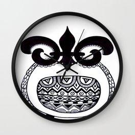 Owl3 Wall Clock