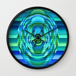 Ooooh La Wheee.... Wall Clock