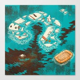 Malaysian Mystery Canvas Print