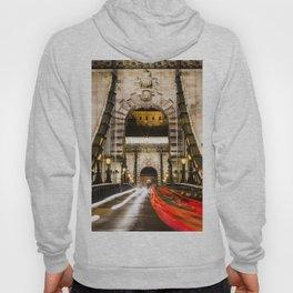Budapest Chain Bridge Hoody