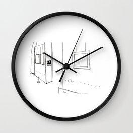 Orsay Museum in Paris Wall Clock