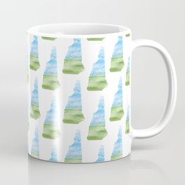 New Hampshire Home State Coffee Mug