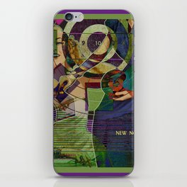 Newest Note in Music iPhone Skin