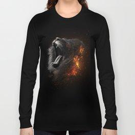 XTINCT x Lion Long Sleeve T-shirt