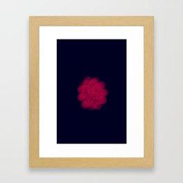 BOTTLING UP FRUSTRATIONS Framed Art Print