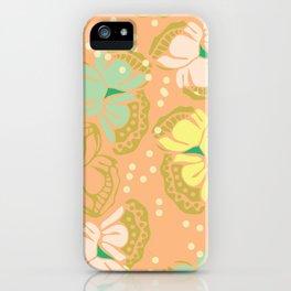 Juliette, flush iPhone Case