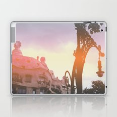 Passeig de gracia  Laptop & iPad Skin