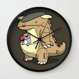 Pokémon - Number 115 Wall Clock