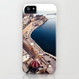 Valletta City, Malta  iPhone Case