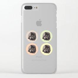 Four season Clear iPhone Case