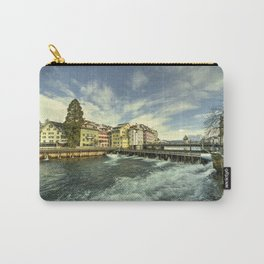 Weir of Lucerne Carry-All Pouch