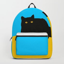 Three Cats Backpack