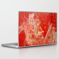 skateboard Laptop & iPad Skins featuring Extreme Skateboard by Fernando Vieira