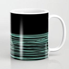 Thread , black and green Coffee Mug