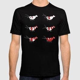 Crystal red shrimps T-shirt