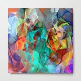 Abstract 3540 Metal Print