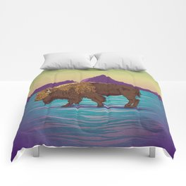Buffalo Country Comforters