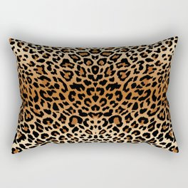 leopard pattern Rectangular Pillow