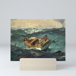 The Gulf Stream by Winslow Homer, 1899 Mini Art Print