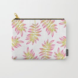 Tropical Palm Leaf 03 Carry-All Pouch