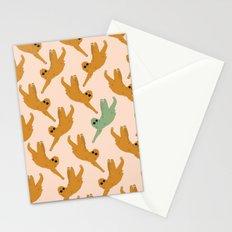 I love Sloths Stationery Cards