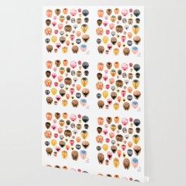Vulva Variety Wallpaper