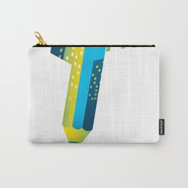Draw The Future Carry-All Pouch